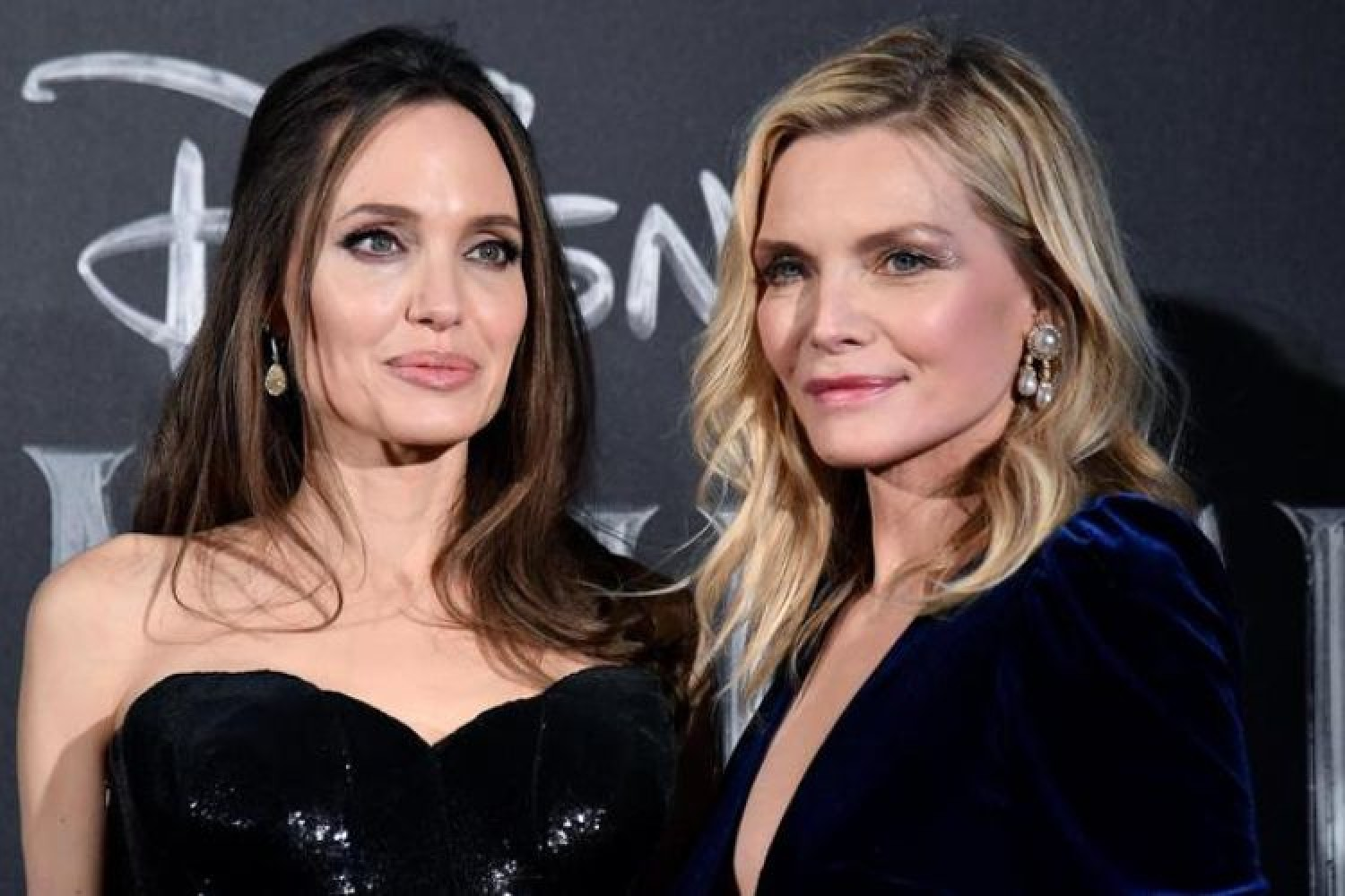 Angelina Jolie e Michelle Pfeiffer