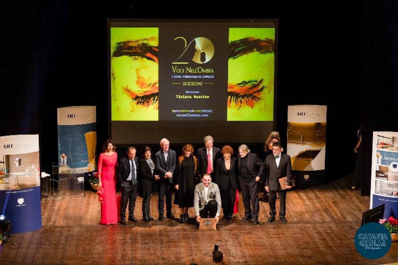 Voci Nell'Ombra: i premi del festival internazionale del doppiaggio