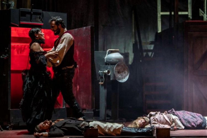 Sweeney Todd, il capolavoro dark di Stephen Sondheim, arriva a teatro