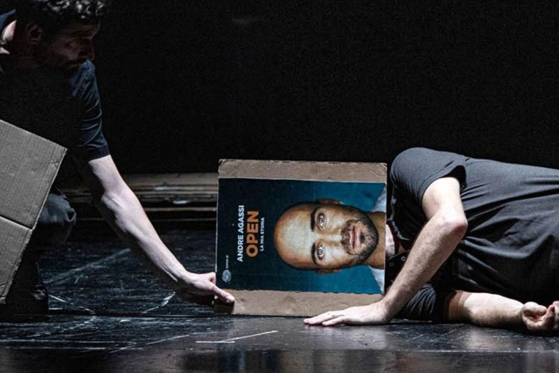 Open: la storia di Andre Agassi raccontata a teatro