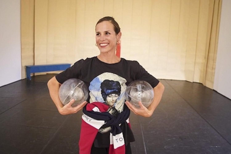 """Paola Bedoni: """"Nella danza non importa cosa si fa, ma come la si fa"""""""