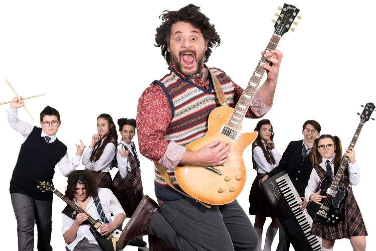 School of Rock: la musica come strumento di libertà