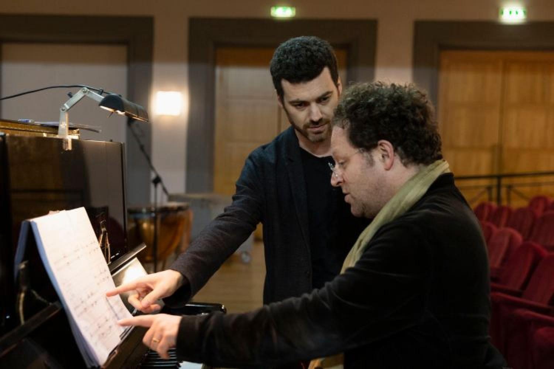 Vittorio Montalti, John Axelrod