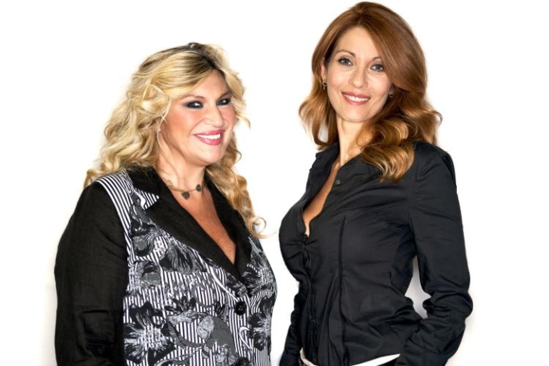 Nadia Rinaldi e Milena Miconi