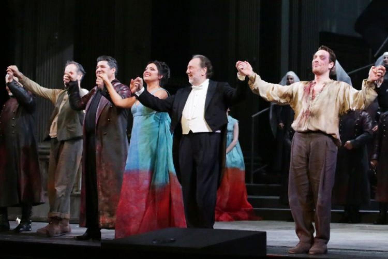 Prima Alla Scala: record di ascolti per Tosca in diretta tv