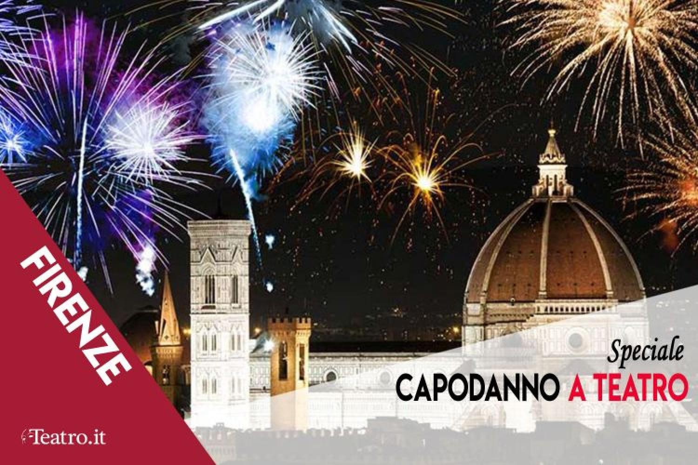 Capodanno a Teatro - Firenze