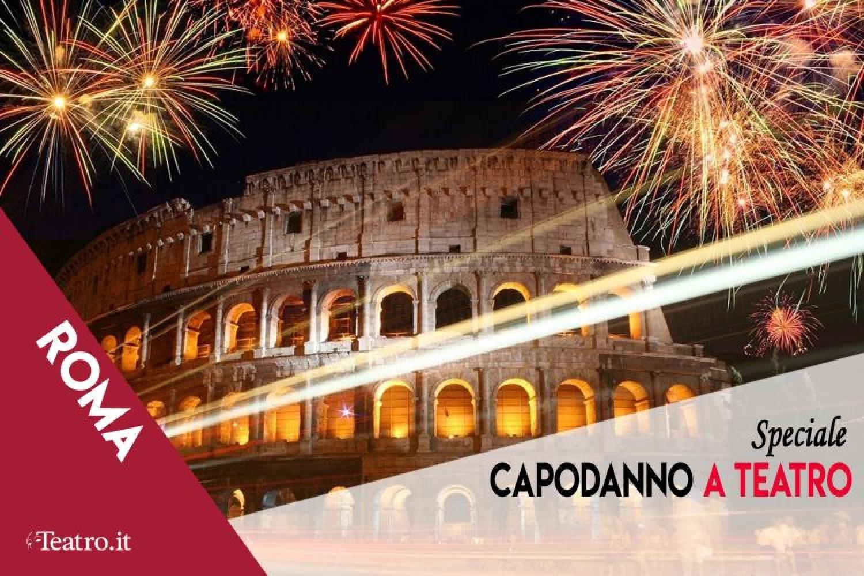 Capodanno 2020 a Teatro: gli Spettacoli in scena a Roma