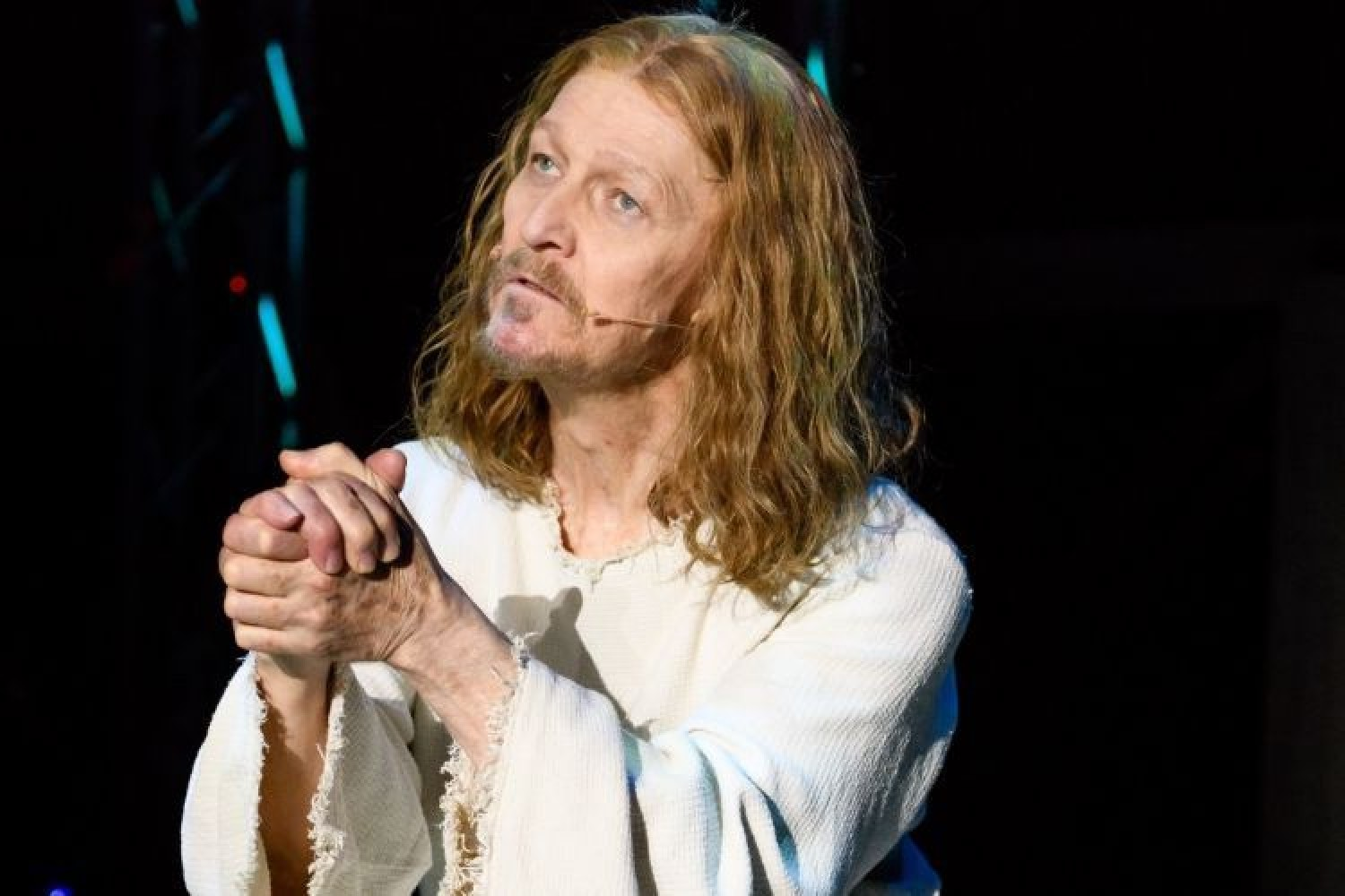 Ted Neeley è Jesus Christ Superstar