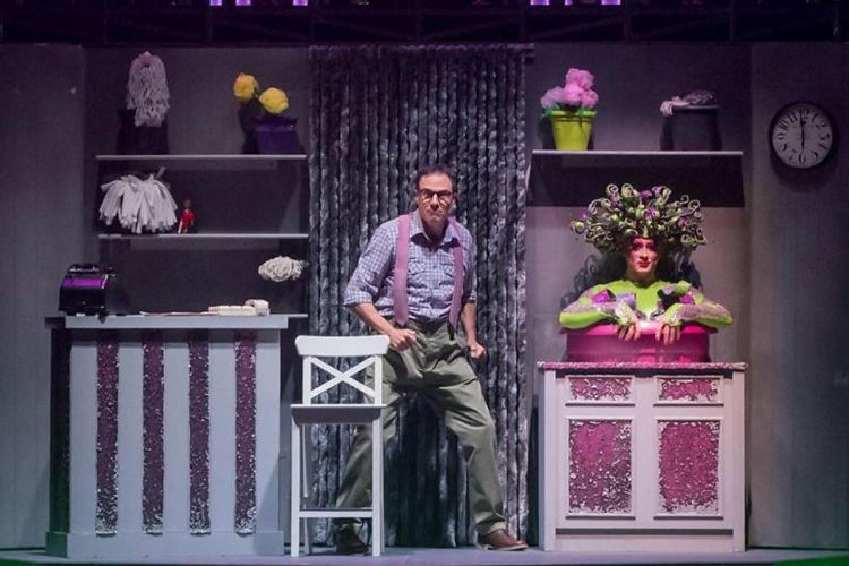 """Giampiero Ingrassia: """"Finché c'è una storia da raccontare, il teatro è vivo e vegeto"""""""
