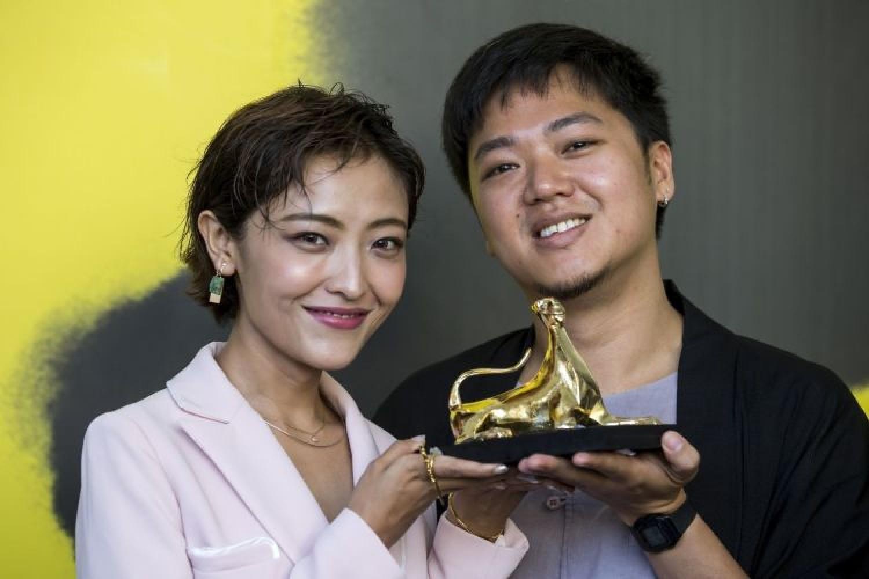 A land imagined. L'attrice Luna Kwok e il registaYeo Siew Hua