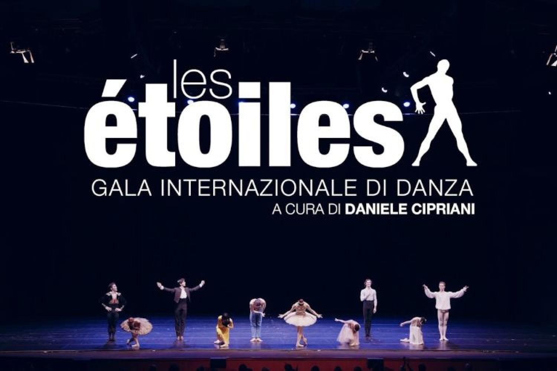Les Étoiles 2020. Cipriani fonde la danza internazionale con il cinema e l'alta moda
