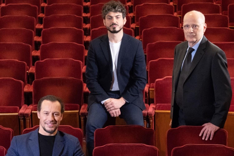 Stefano Accorsi è il nuovo Direttore Artistico della Pergola