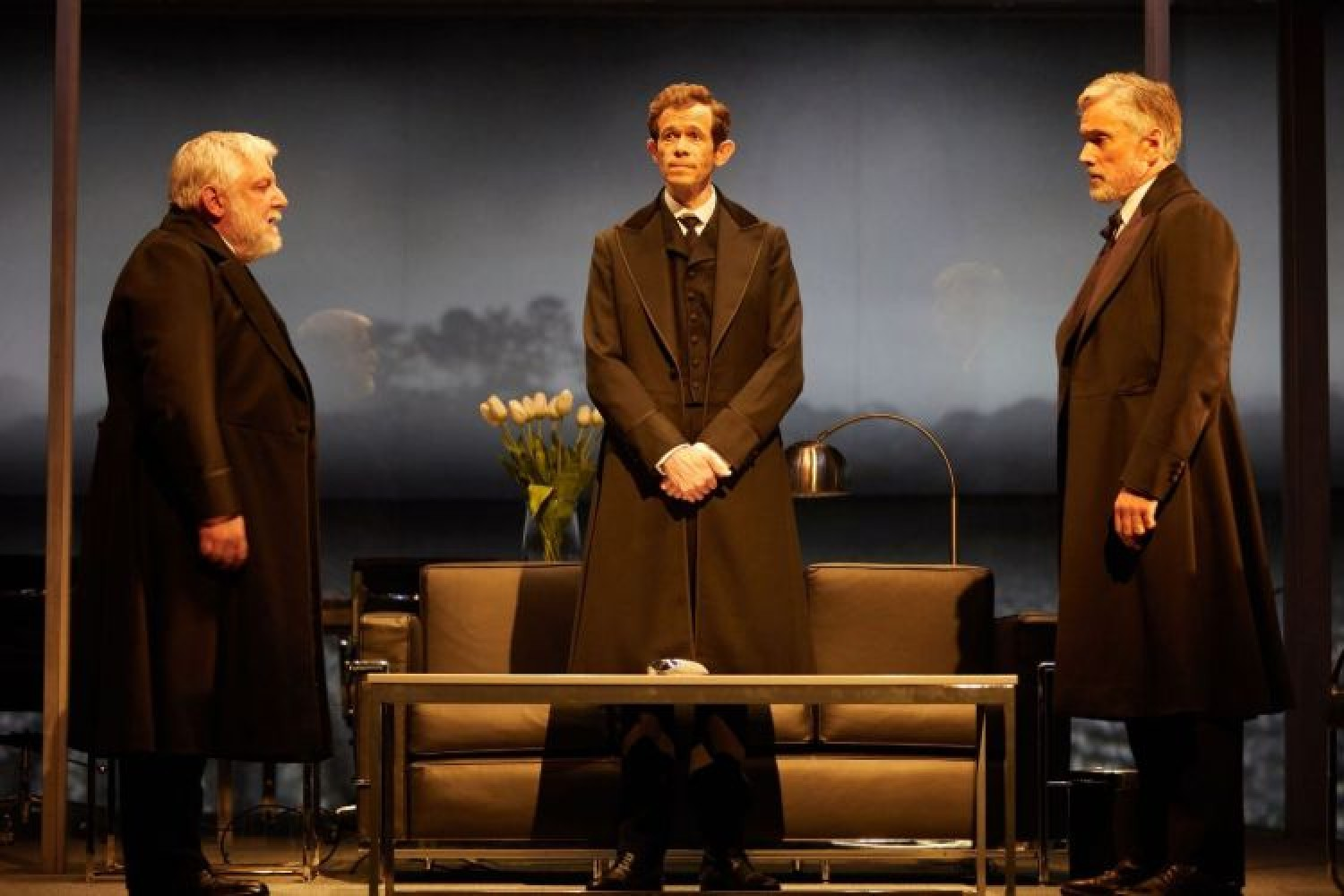 "Stefano Massini alla conquista di Broadway con ""The Lehman Trilogy"""