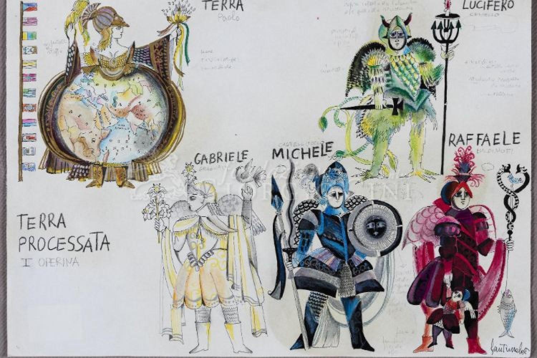 Una vita dedicata al teatro: Santuzza Calì dona alla Fondazione Cini di Venezia il suo archivio