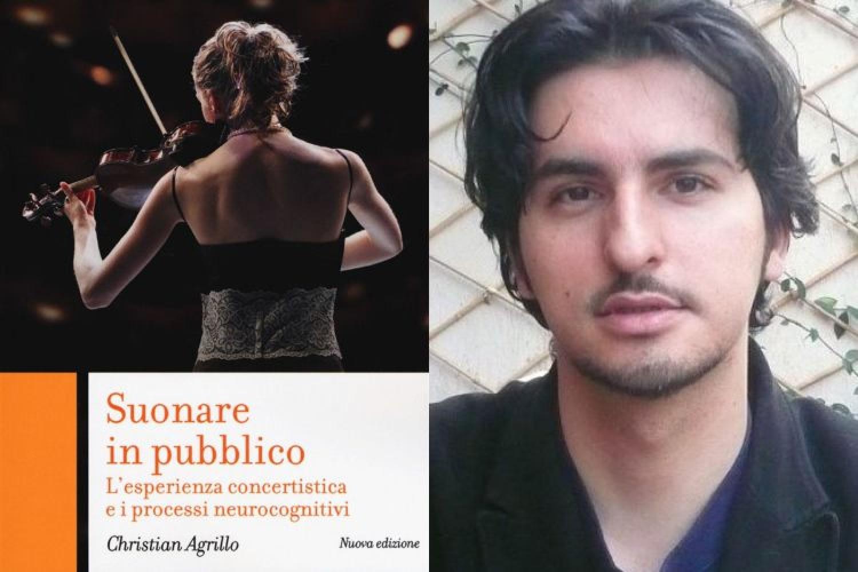 """Musica in libreria: """"Suonare in pubblico"""" di Christian Agrillo"""
