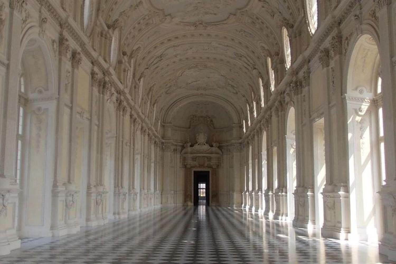 La Venaria Reale, Galleria Grande