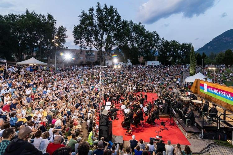 Concerto al Bolzano Festival 2019
