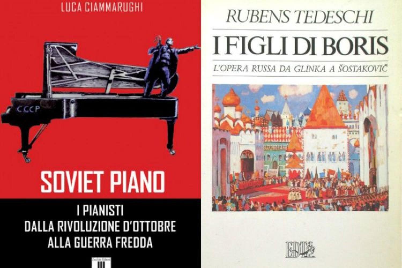 Per i fans della musica russa, due ottimi libri da leggere
