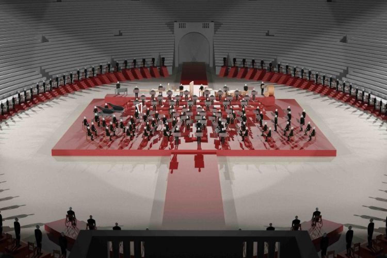 """""""Nel cuore della musica"""": perl'Arena di Verona non sarà un'estate silenziosa"""