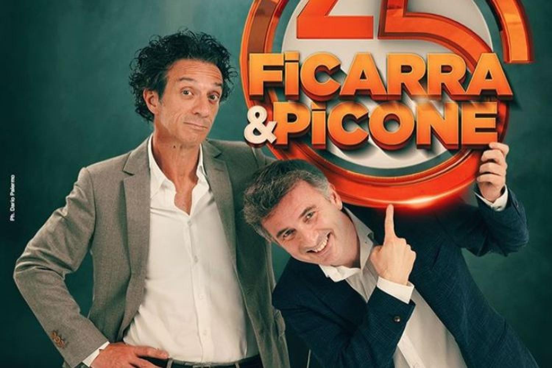 Cancellato il Tour di Ficarra & Picone: impossibile riprogrammare le date