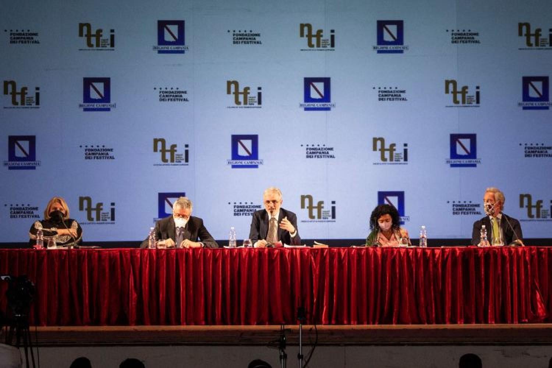 Napoli Teatro Festival Italia 2020: a luglio e all'aperto la prima parte tutta italiana