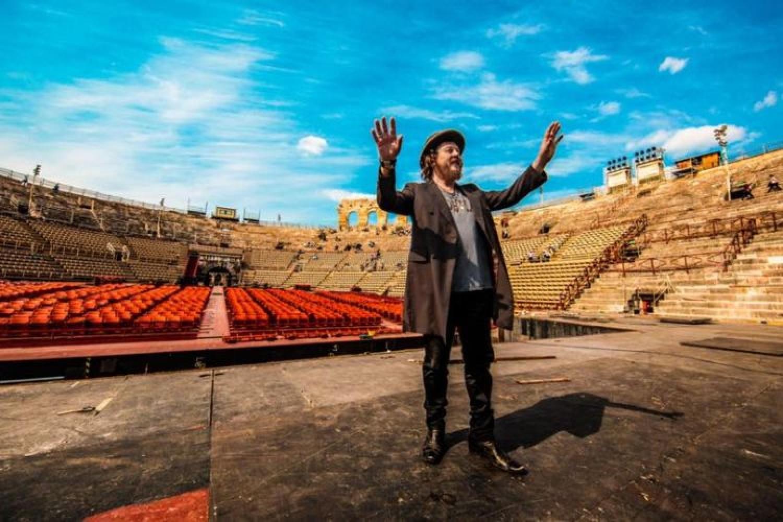 Music Award 2020: all'Arena i musicisti premiano i lavoratori dello spettacolo