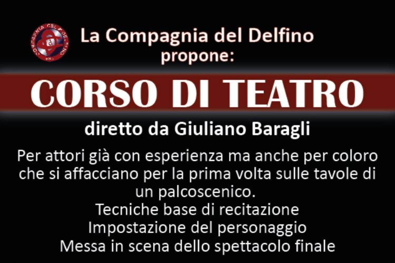 Compagnia Delfino: corso di Teatro