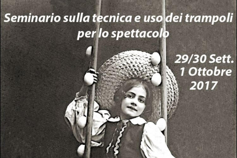 A Pescara seminario sulla tecnica e uso dei trampoli
