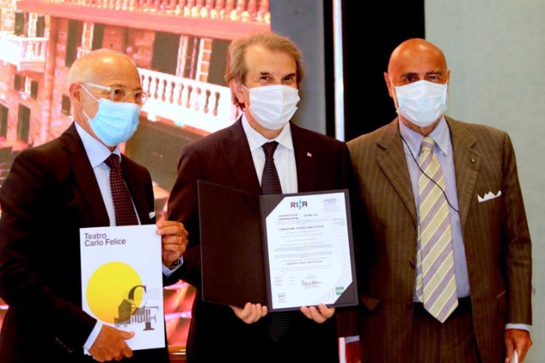 Stefano Balleari, Claudio Orazi e Ugo Salerno