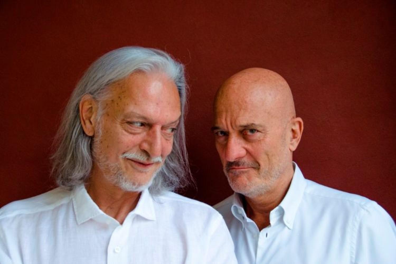 Gigio Alberti e Claudio Bisio