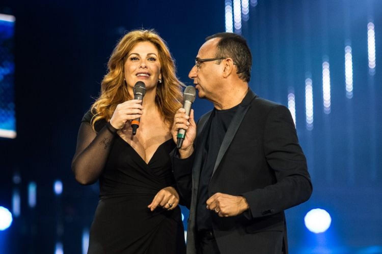 Vanessa Incontrada, Carlo Conti