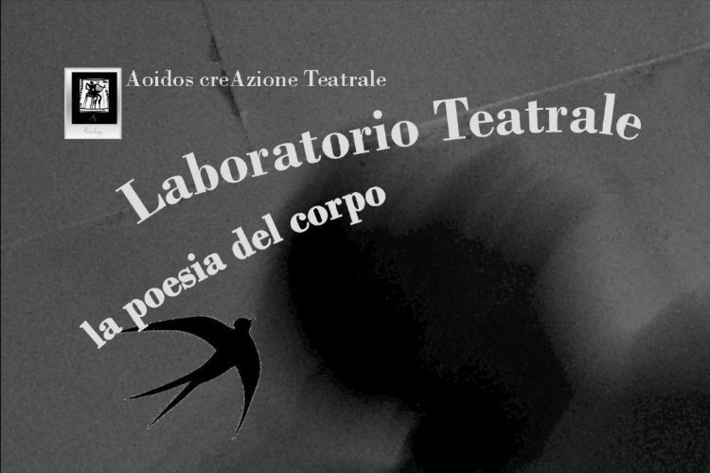 """""""La poesia del corpo"""": corso di teatro a Bologna offerto daAoidos creAzione Teatrale"""