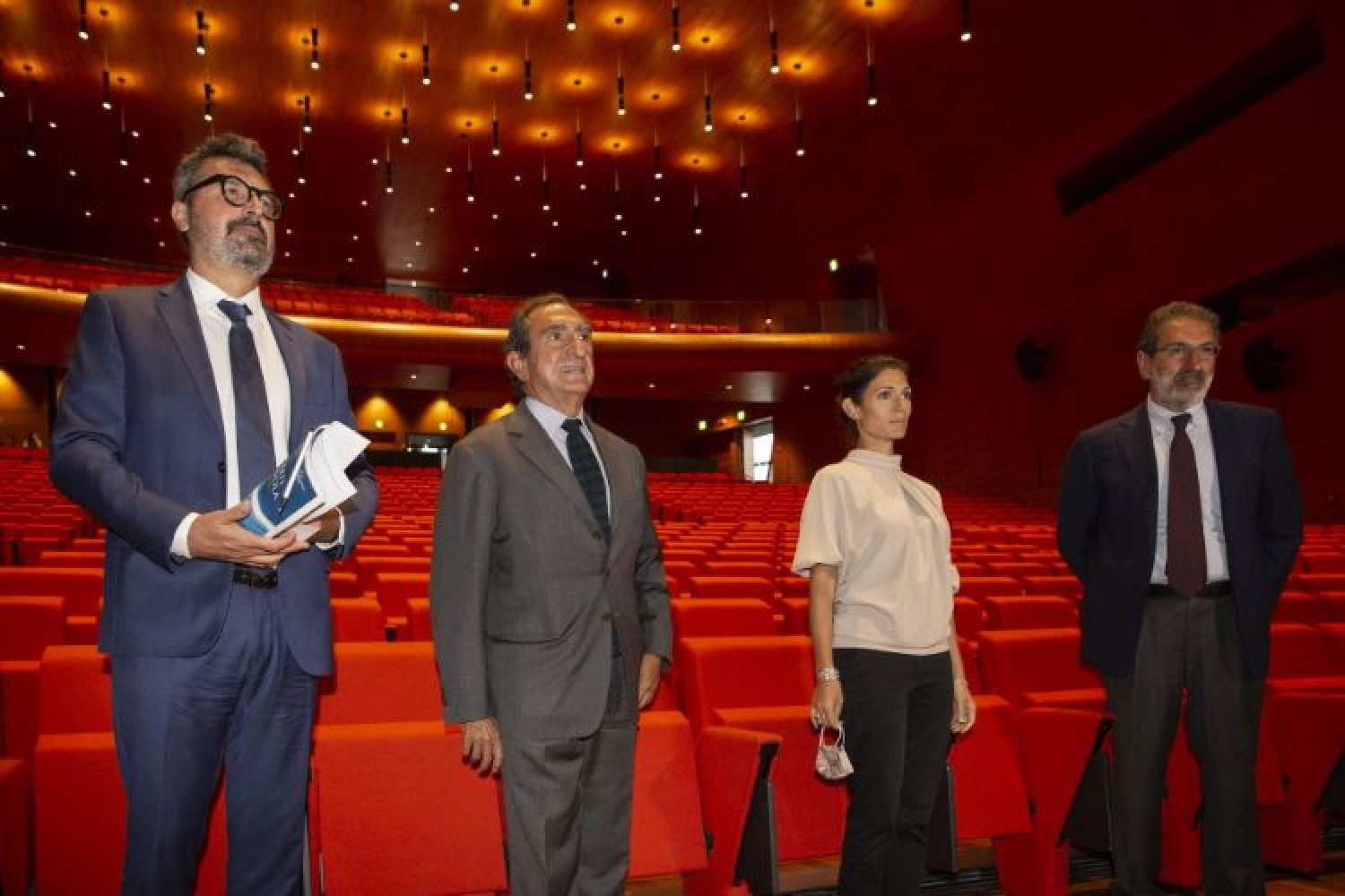 Roma Convention Center La Nuvola, tre concerti gratuiti dell'Opera di Roma