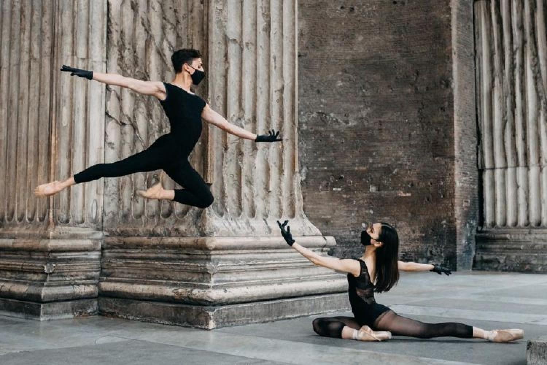 La danza a distanza: la fotografia di Massimiliano Fusco
