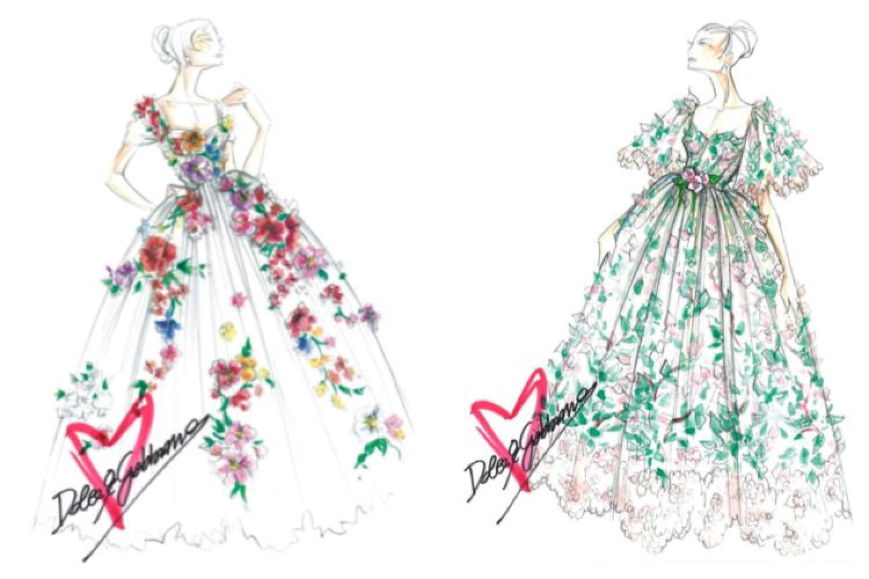 Traviata con i costumi firmati Dolce&Gabbana segna il ritorno dell'opera lirica alla Scala