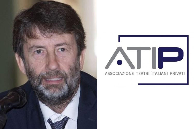 L' ATIP, Associazione Teatri Privati Italiani, incontra il Ministro Dario Franceschini