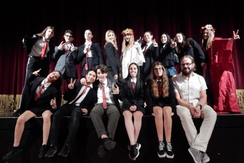"""""""Su la maschera!"""": corso di recitazione per ragazzi al Teatro Litta di Milano"""
