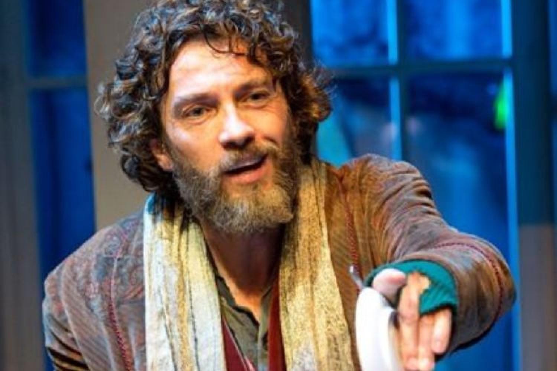 Alessio Boni: 'Dopo Caravaggio e Walter Chiari ora sono...Dio'