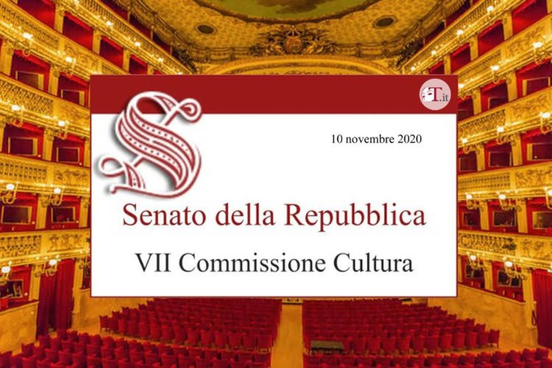 """Il Settore spettacolo in Senato: """"Il sistema Teatro è complesso e va regolamentato"""""""