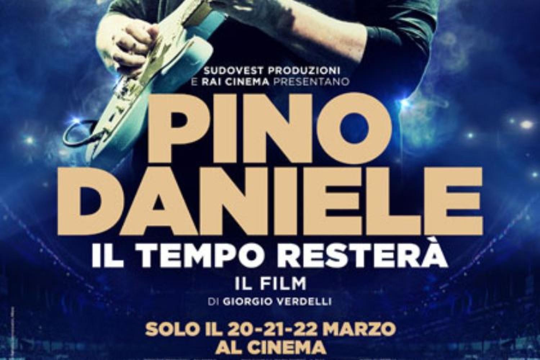 Il Tempo Resterà - Un viaggio nella musica e nell'anima di Pino Daniele