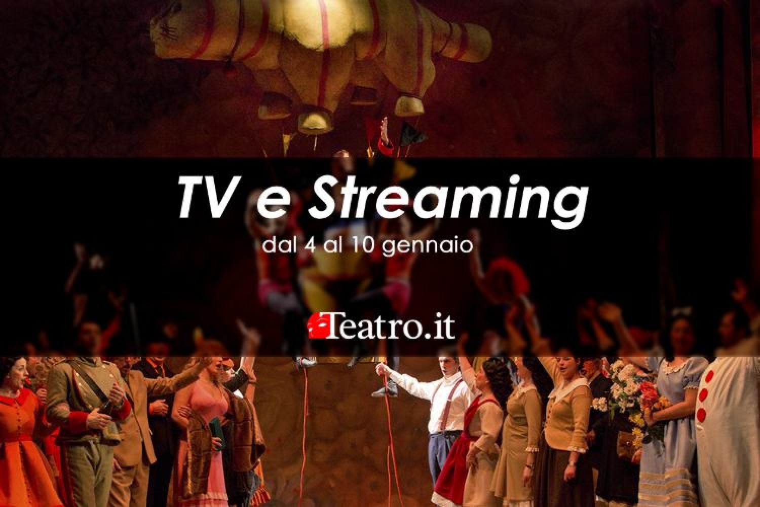 TV e Streaming: 4-10 gennaio