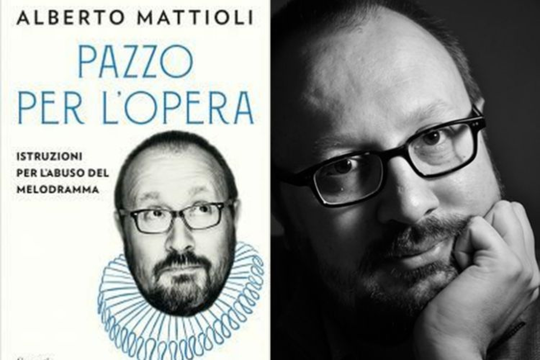 Teatro in libreria: L'opera, una droga senza effetti collaterali. Se non per il taccuino