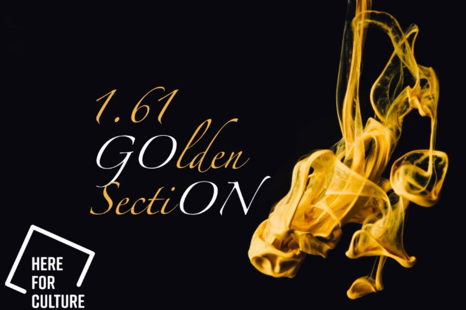 1.61 GOlden SectiON: la video-danza è online ogni sera