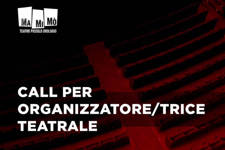 Il Centro Teatrale MaMiMò di Reggio Emilia cerca un organizzatore/trice teatrale