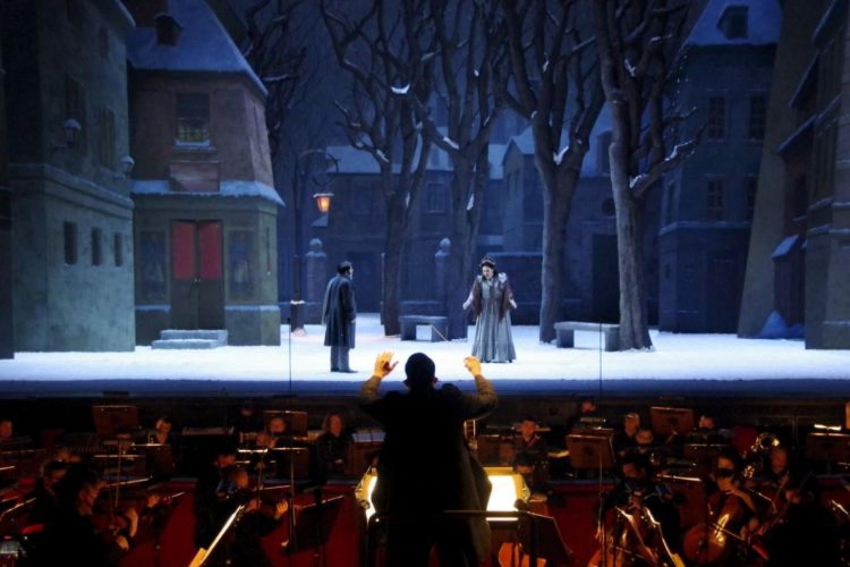 """""""La Bohème"""" torna in scena a Torino, in streaming e senza pubblico"""