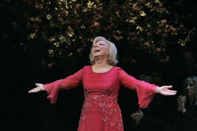 Mirella Freni (Metropolitan Opera Gala 2005)