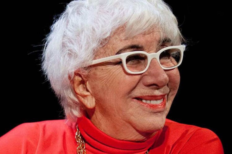 Lina Wertmüller, i 90 anni della signora con gli occhiali bianchi