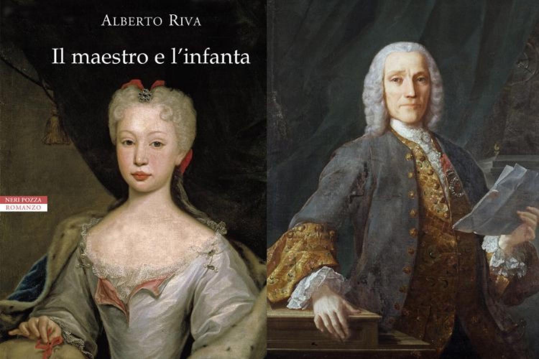 """Musica in libreria: """"Il maestro e l'infanta"""" di Alberto Riva"""
