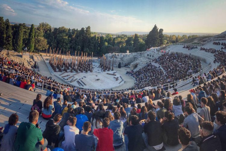 """Il sindaco di Siracusa si rivolge a Franceschini: """"Al teatro greco mille posti non bastano"""""""