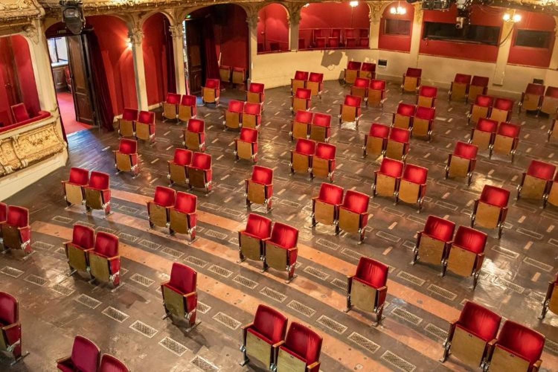 26 aprile: il ministero fissa la data per la possibile riapertura di teatri, cinema e sale da concerto